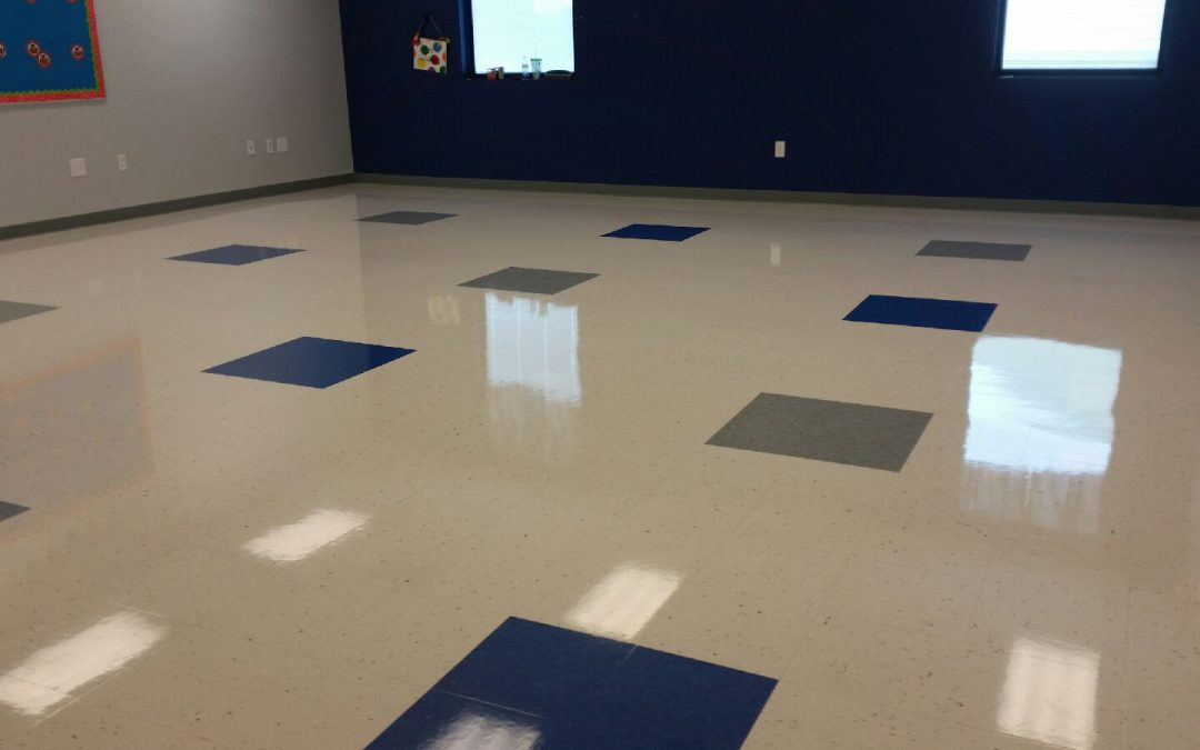 Commercial Cleaning in Schools and Daycares: A Case Study